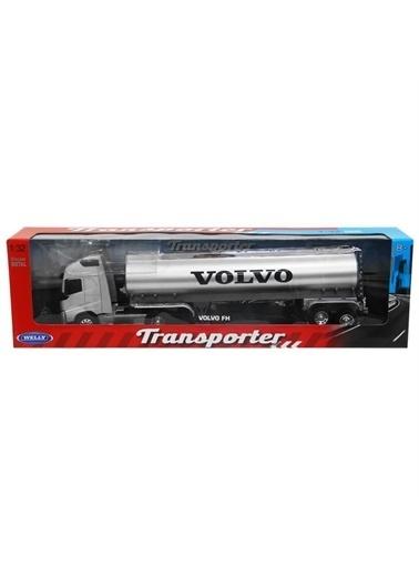Welly Welly Volvo FH Oyuncak Yağ Tankeri Renkli